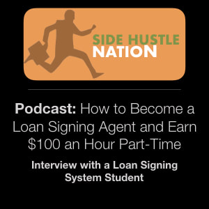 Mark Wills Loan Signing System Notary Signing Agent Training Course - Side Hustle Nation spot